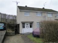 semi detached property for sale in Medway Road, Bettws...