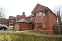 Detached house in The Manor, Llantarnam...