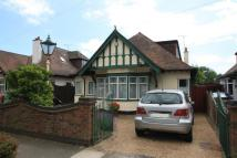 Crosby Road Detached Bungalow for sale