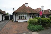 Detached Bungalow in Crosby Road, Chalkwell