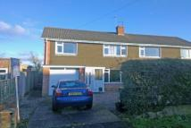 Newlands Grove semi detached house for sale