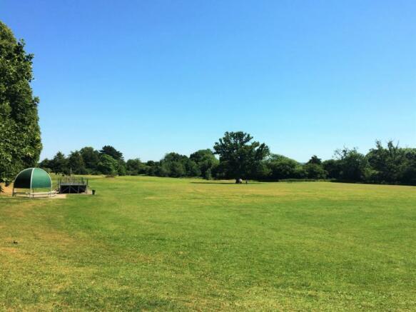 Cotford St. Luke Recreational Ground