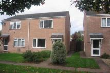 2 bed semi detached property in Irvine Close, Taunton