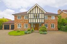 Detached home in Watford Road, Radlett...