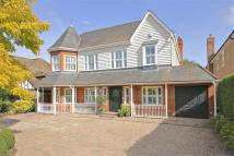 Detached property for sale in Barham Avenue, Elstree...