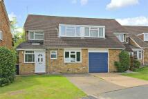 semi detached house in Woodfield Road, Radlett...