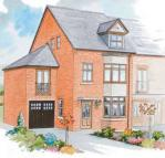 4 bedroom new home in Sir Frank Whittle Gardens