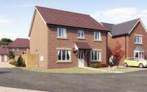 4 bedroom new home for sale in PLOT 8, BLACKWOOD GRANGE...