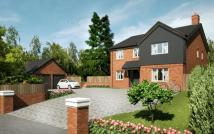 5 bed new home for sale in Gresley Close, Four Oaks