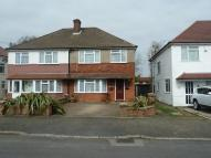 3 bedroom semi detached house for sale in Harewood Gardens...