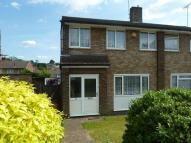 semi detached property for sale in Bruce Drive...