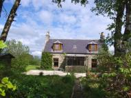 Detached home for sale in Kinnoir, Huntly