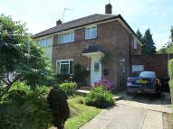 3 bedroom semi detached home in Queen Elizabeths Drive...