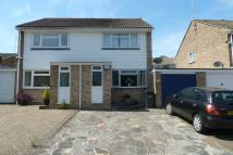 2 bed semi detached house in Sandpiper Road...