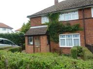 semi detached house in Queen Elizabeths Drive...