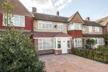 Terraced home for sale in Bosbury Road, Catford...