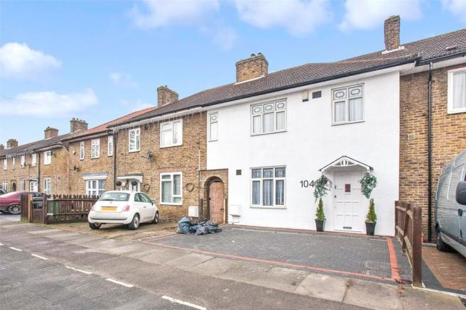 3 bedroom terraced house for sale in firhill road catford for 11 jackson terrace freehold nj