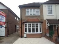 2 bedroom End of Terrace home to rent in Russell Road...