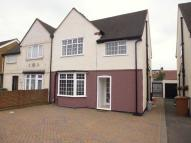 3 bedroom semi detached house to rent in New North Road, Hainault...