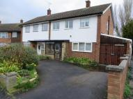 3 bed semi detached home to rent in Low Hall Close, Chingford