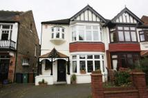 4 bed semi detached property in Victoria Road...