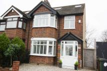 semi detached house in Gunners Grove, Chingford...