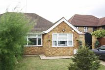 Semi-Detached Bungalow in Sewardstone Road...