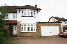 3 bed semi detached property to rent in Sewardstone Road...