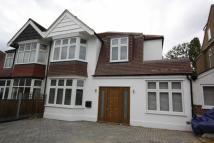 semi detached house for sale in Endlebury Road...