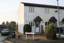 2 bedroom End of Terrace property in Stapleford Close...