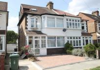 4 bed semi detached property in Bourne Gardens, Chingford