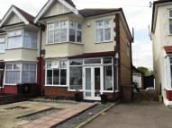 3 bed semi detached home to rent in Old Church Road...