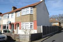 Salisbury Road End of Terrace house to rent