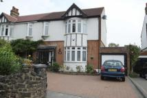 semi detached house for sale in Larkshall Road, Chingford