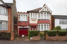 Detached home in Hillcrest Road...