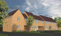new development in CHURCH VIEW, RUSHDEN