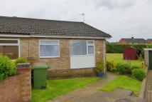 2 bed Semi-Detached Bungalow in SAXON RISE, IRCHESTER