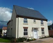 3 bed new property in Withies Way...