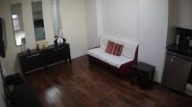 Studio apartment in Leytonstone Road, London...