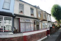 Terraced home for sale in Caistor Park Road...