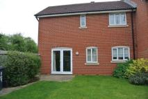 Samian Close Terraced house to rent