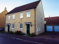 semi detached house in Roman Way, Godmanchester...