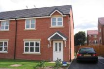 semi detached house to rent in Knights Close...