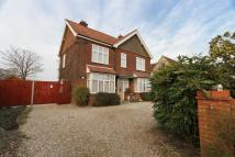 Detached house in Norwich Road, Dereham...