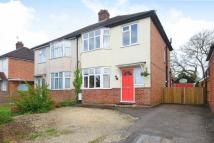 YARNTON semi detached property for sale