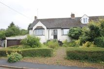 2 bedroom Semi-Detached Bungalow for sale in WOOTTON, WOODSTOCK