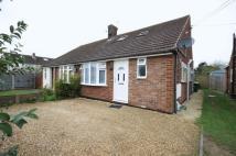 Semi-Detached Bungalow for sale in Churchill Road...