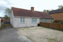 Semi-Detached Bungalow for sale in KIDLINGTON