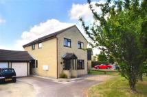 Detached property in Thorney Leys, Witney...