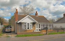 Bungalow for sale in Lyndhurst Road...